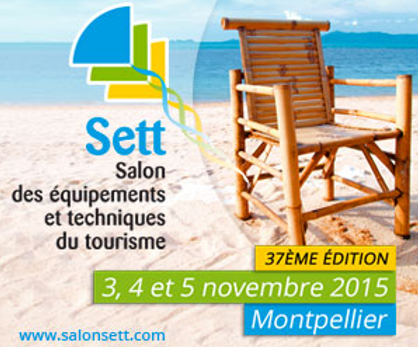Les tudiants du master 2 mit pr sents pour la 37 me for Salon sett 2017