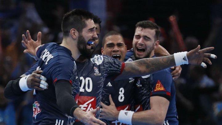handball victoire équipe de France
