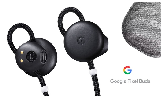 Pixel buds Google