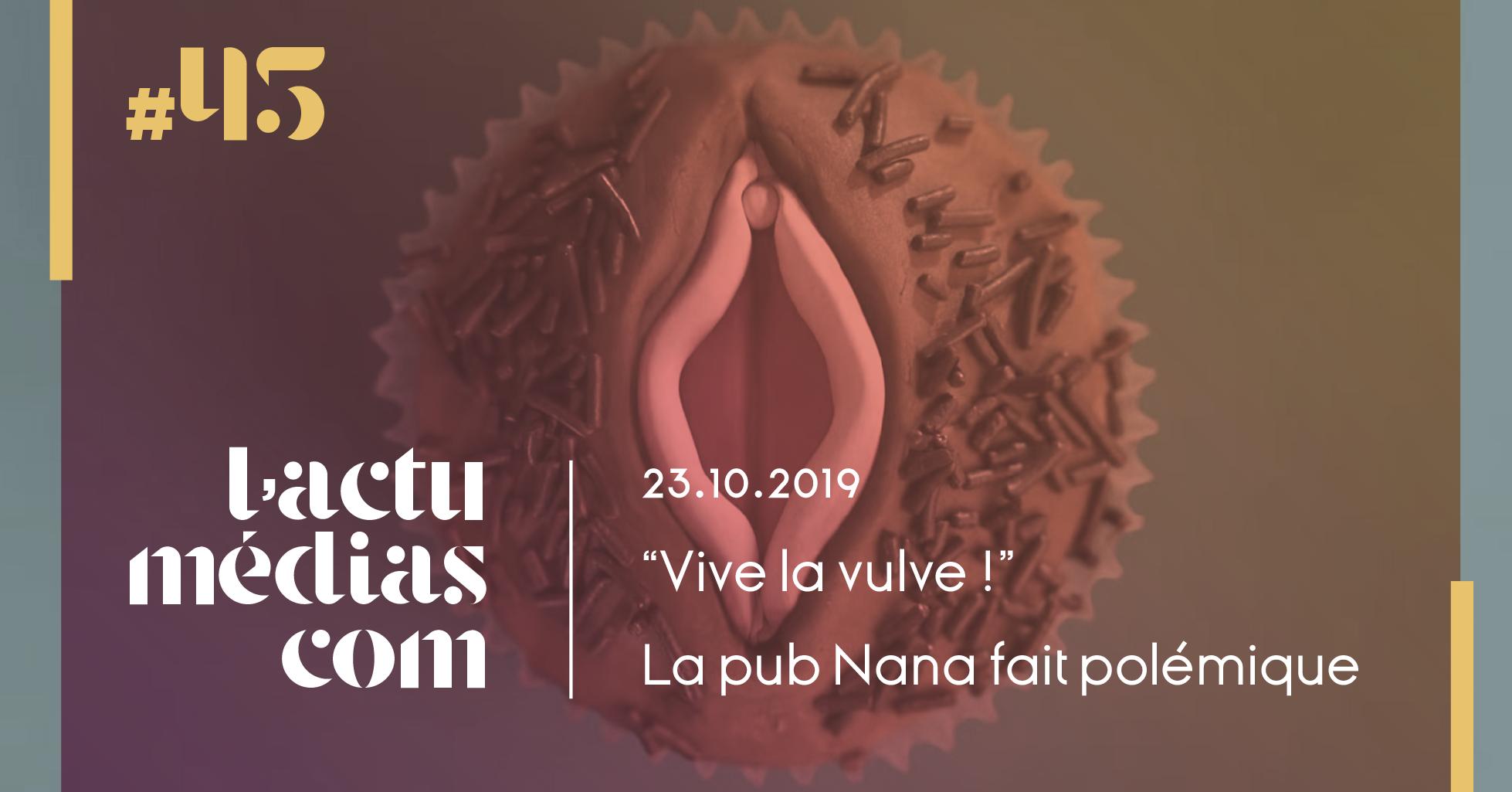 Vive la vulve, pub de Nana
