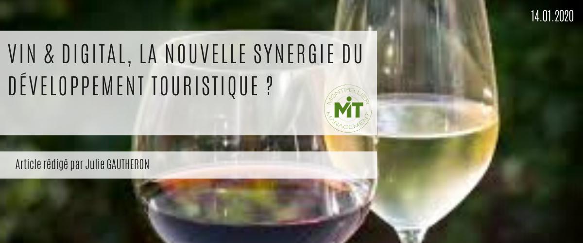 Le vin et le tourisme